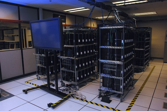 У ВВС США есть мощный суперкомпьютер, целиком собранный из консолей PlayStation 3