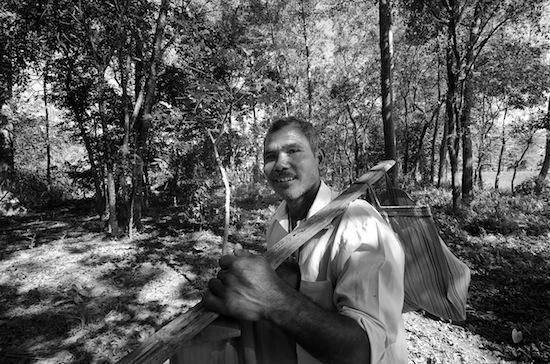 Индиец Джадав Пайенг в одиночку вырастил 550 гектаров леса
