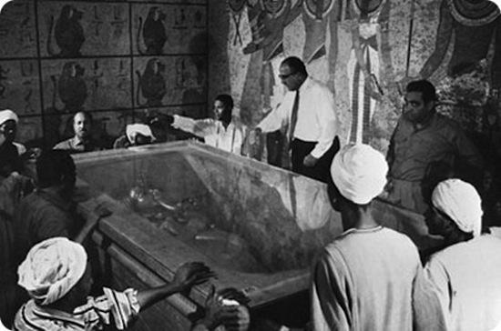 Проклятию гробницы Тутанхамона исполнилось 90 лет