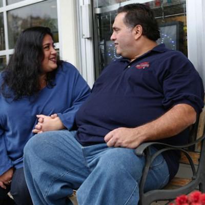 Счастливый брак способствует ожирению