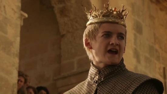 Актёр, играющий Джоффри в «Игре престолов», получил от автора книг письмо: «Поздравляю! Тебя все ненавидят!»