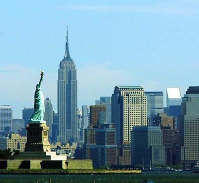 Статуя Свободы на самом деле находится не в Нью-Йорке