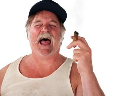 Средняя продолжительность жизни очень полных людей такая же, как у заядлых курильщиков