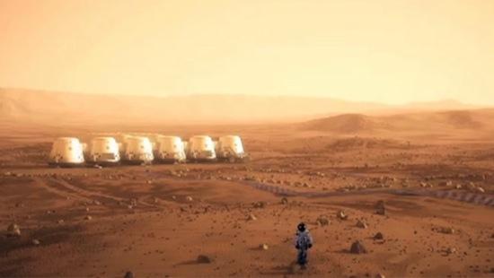 Уже 20 000 человек подали зявки улететь на Марс и остаться там навсегда в качестве колонизаторов
