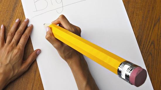 Узнайте причину, по которой простые карандаши всегда жёлтые