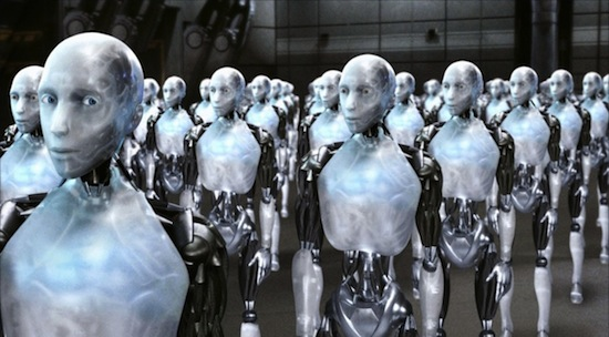 Люди сочувствуют роботам