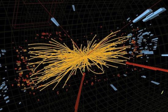 Открытие бозона Хиггса может означать, что сама Вселенная устроена не так, как мы привыкли думать