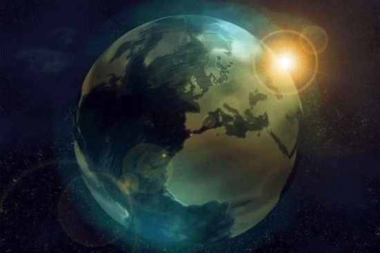 Два возможных пути, которыми жизнь на нашей планете могла зародиться из льда