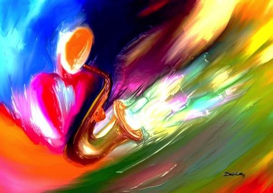 Все люди в мире одинаково ассоциируют цвета с музыкой