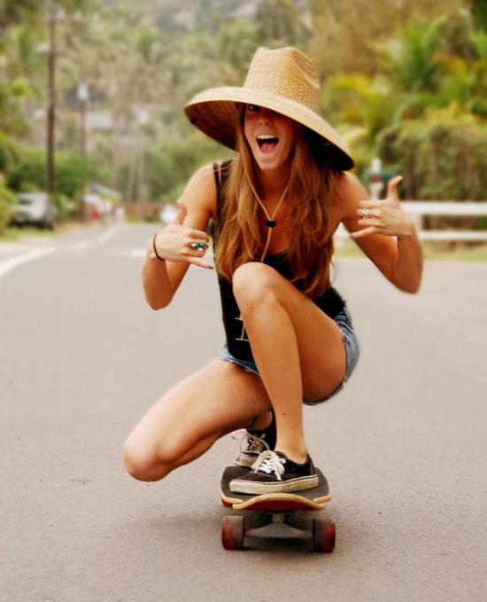 4 летних экстремальных вида спорта, подходящих для женщин