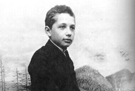 Эйнштейн не был двоечником в школе, это миф