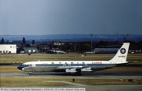 Около 30-ти лет назад огромный реактивный авиалайнер бесследно растворился в воздухе