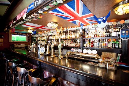 11 фактов о британском пиве