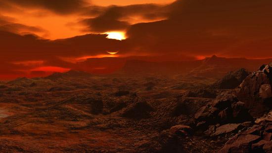 Из-за близости к Солнцу нашу планету ожидает необратимый парниковый эффект, как на Венере