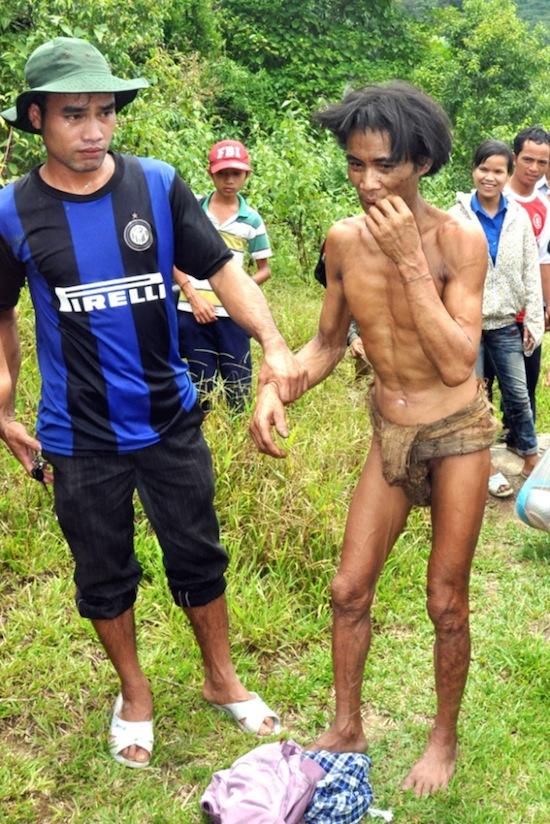 В джунглях Вьетнама 40 лет жили двое «Маугли»