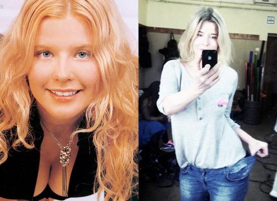 5 знаменитостей, которые похудели и прекрасно выглядят