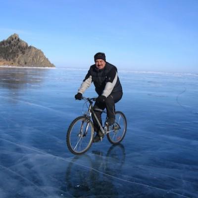 Целых 20% незамёрзшей пресной воды в мире содержится в одном озере