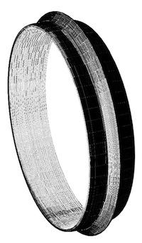 Самый древний браслет в мире сделан 9500 лет назад