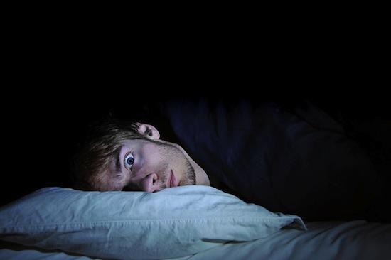 Несколько причин, почему вы не можете нормально выспаться