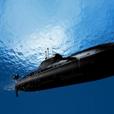 Парадокс субмарины объясняет, почему подводные лодки не тонут