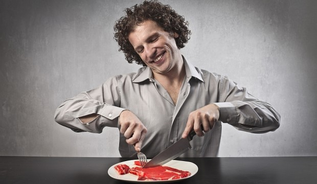 Что произойдёт, если вы будете питаться только мясом