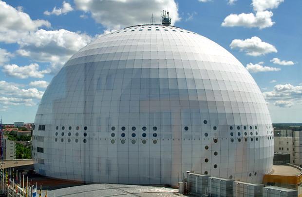 В Швеции находится самая большая модель Солнечной системы в мире