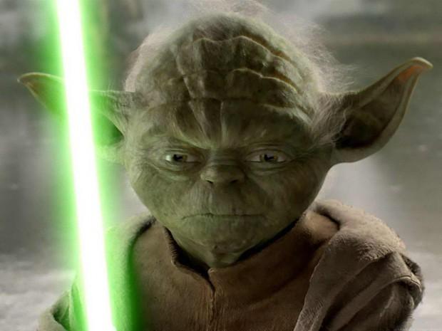 Лицо Мастера Йоды из «Звёздных войн» делали на основе лица Альберта Эйнштейна