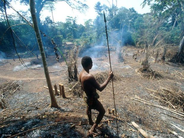 Африканское племя считает Европу загробным миром, а всех её жителей — духами
