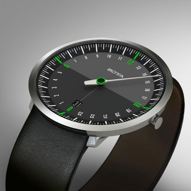 Новые часы UNO 24 NEO от Botta-Design — полезный и стильный подарок на Новый год