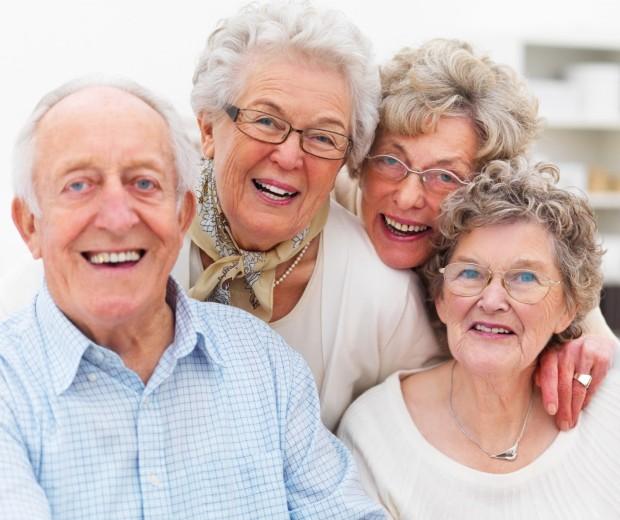 люди пожилые фото