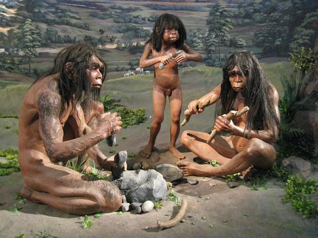 8 невероятных фактов об эволюции людей