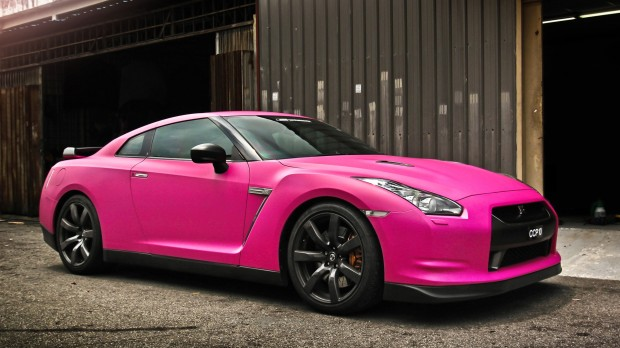 Розового цвета не существует