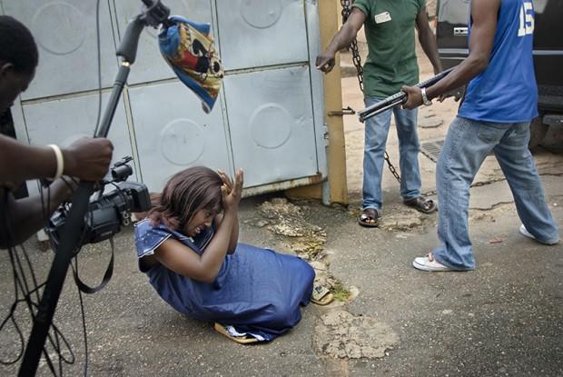 Третья по размеру (после Голливуда и Боливуда) киноиндустрия находится в Нигерии