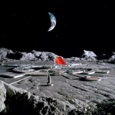 Китайцы хотят построить на Луне военную базу