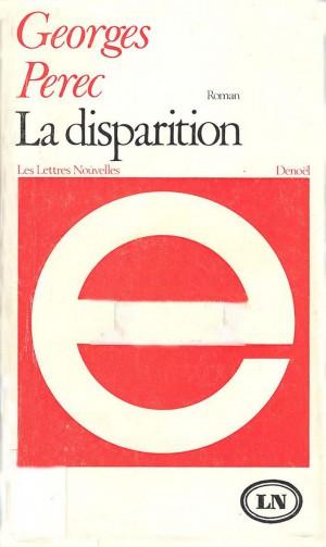 Существует книга объёмом в 300 страниц, написанная без единой буквы «Е»