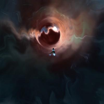 Согласно теории червоточин, с их помощью можно легко попасть в любое место Вселенной