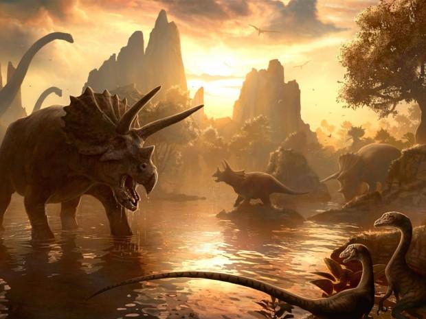 Фекалии динозавров не удаётся найти из-за того, что их съели древние тараканы