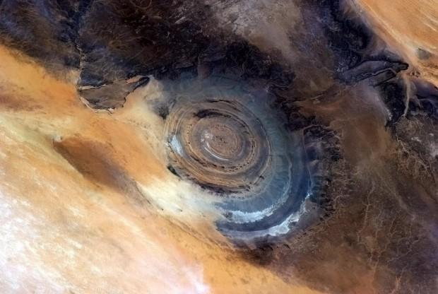 У Сахары есть «глаз»