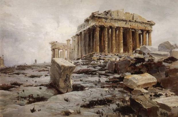 В Древних Афинах избиратели выгоняли неугодных политиков из города
