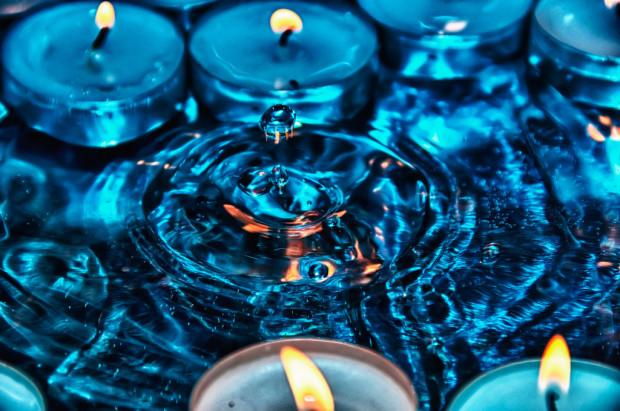 Как добыть огонь из капли воды