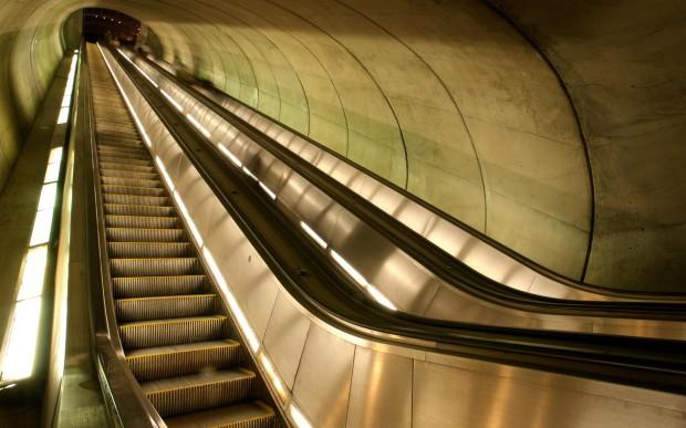 «Эффект сломанного эскалатора»: когда ваш мозг считает остановившиеся эскалаторы опасными