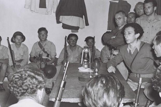 У «Бесславных ублюдков» были реальные прототипы — «Мстители», убившие сотни нацистов