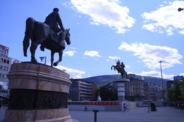 Воин на коне