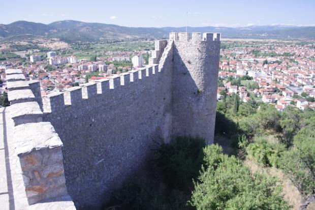 Крепость Самуила в Охриде