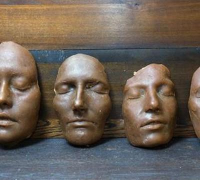 Похоронные маски древних римлян были пугающе реалистичными