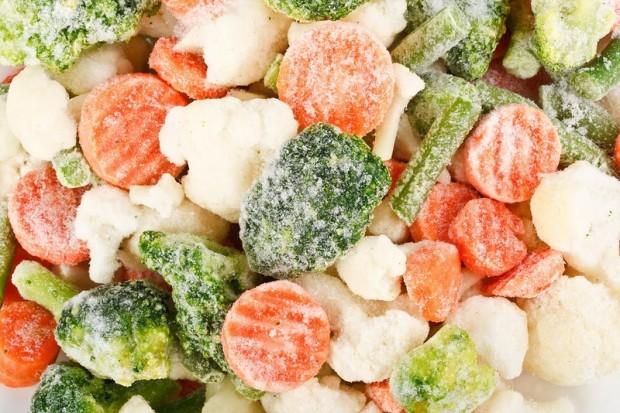 На самом деле замороженные овощи полезнее для здоровья, чем свежие