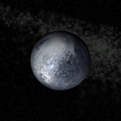 Россия территориально больше, чем Плутон