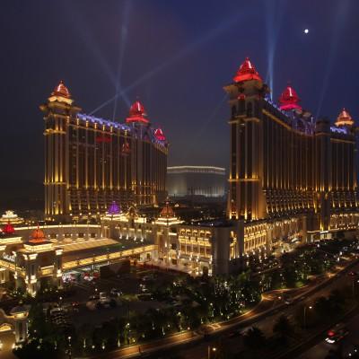 Самый большой в мире центр азартных игр — административный район Макао в Китае (а не Лас-Вегас)