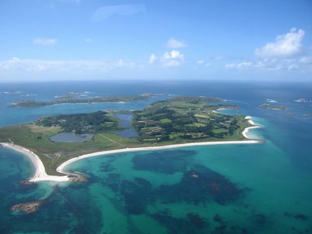 Острова Силли