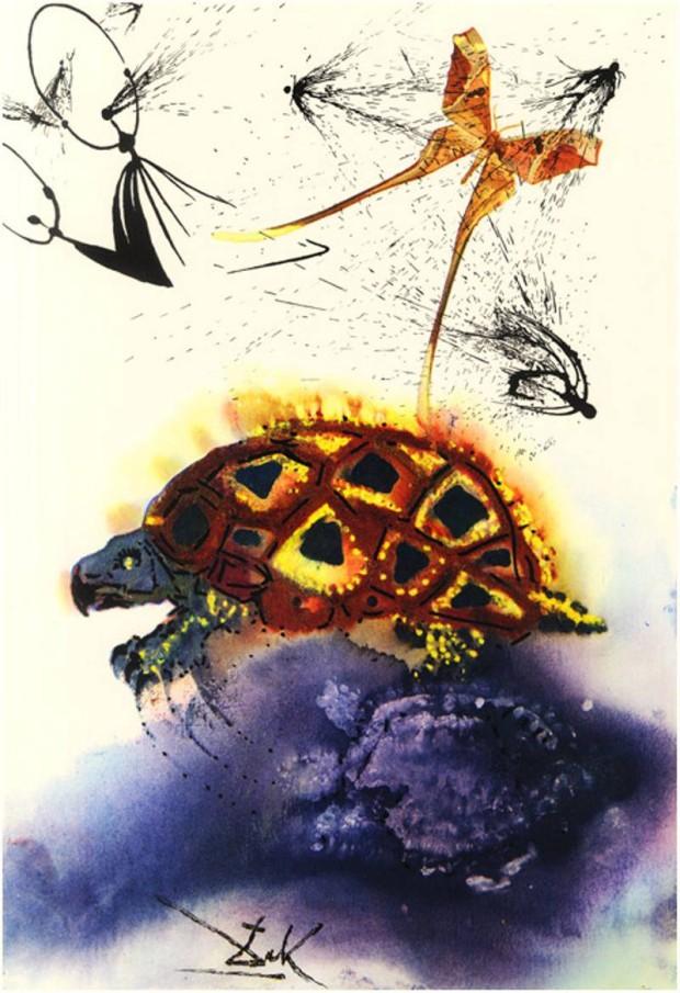«Повесть черепахи Квази»